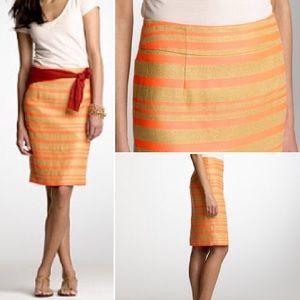 J. Crew   Delfine Pencil Skirt